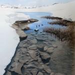 lac besson en avril